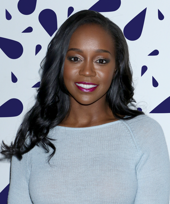 Aja Naomi King Just Shared A Heartbreaking Fear About Being A Black Actress