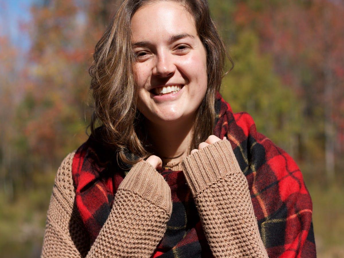 Sarah Simpson, 27, New York, NY