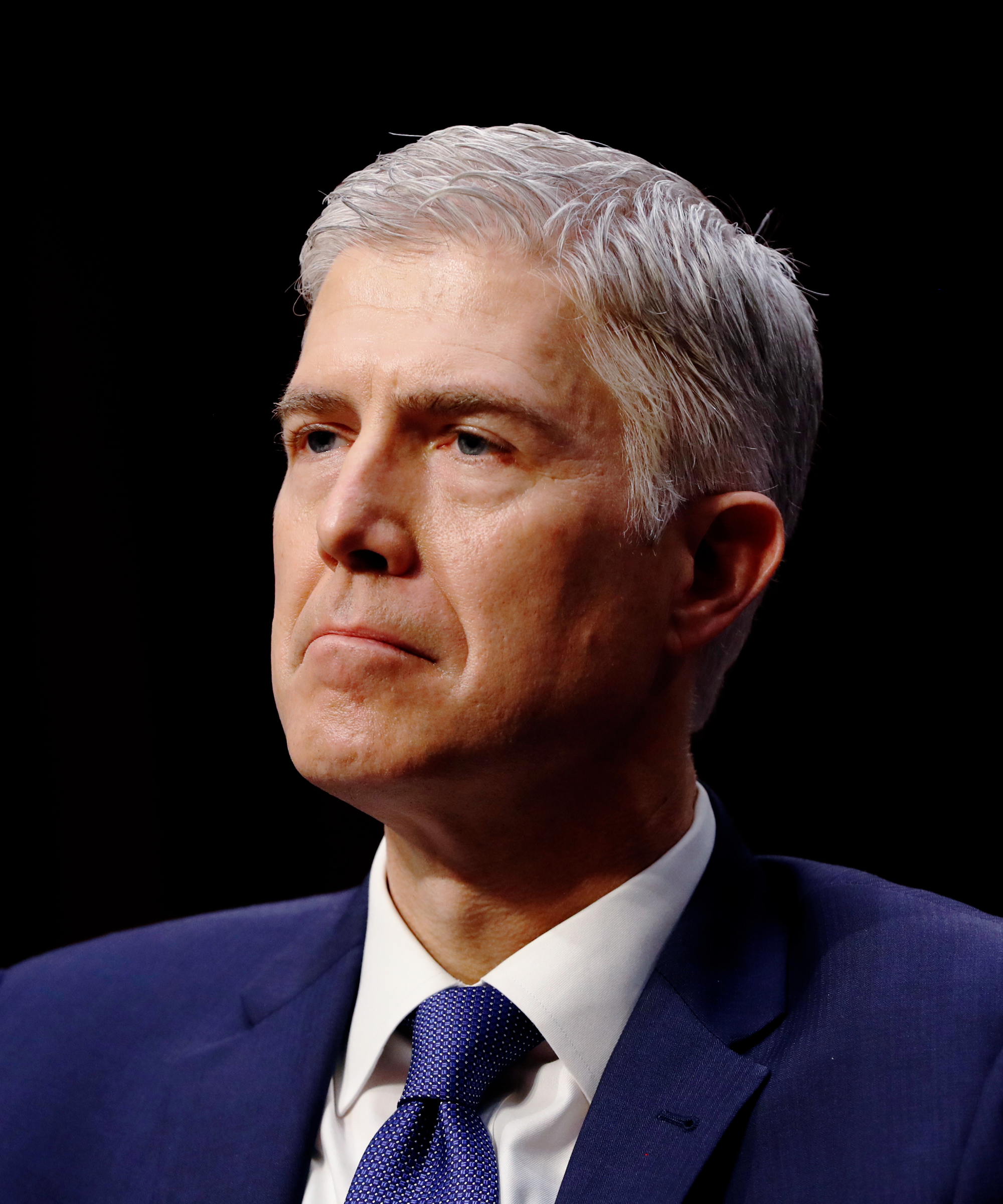 Gorsuch heads for confirmation as Senate tears up own rules