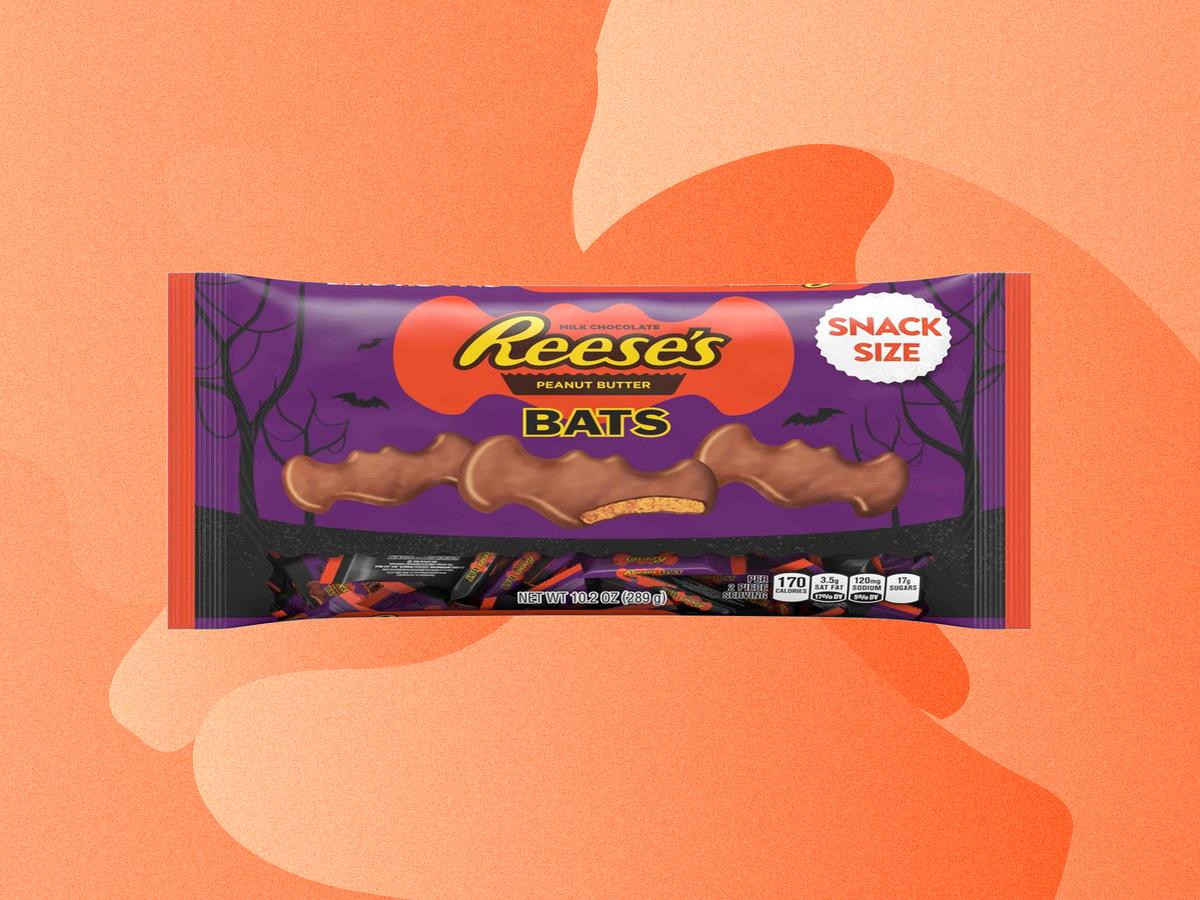 Reese's Has A New Halloween Shape — & It's Spooky