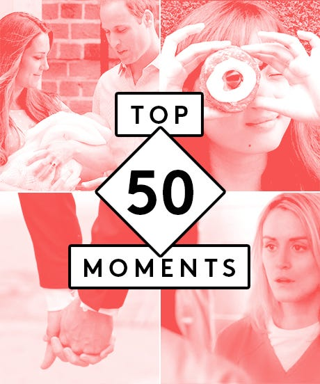 The Top 50 Moments Of Summer '13