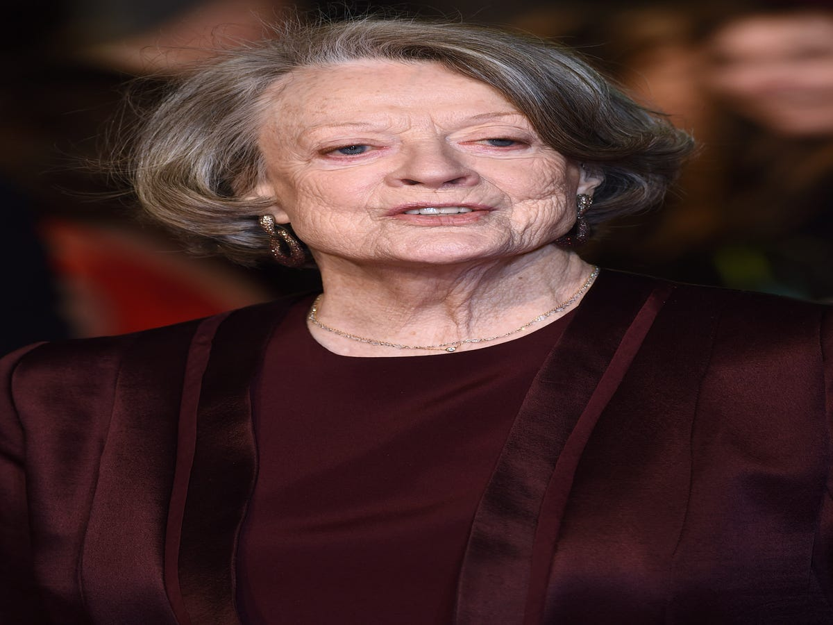 Dame Maggie Smith Wants Her Emmy Now, Jimmy Kimmel