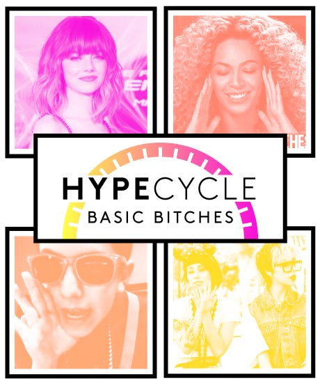 Basic Bitches From Beginning To End