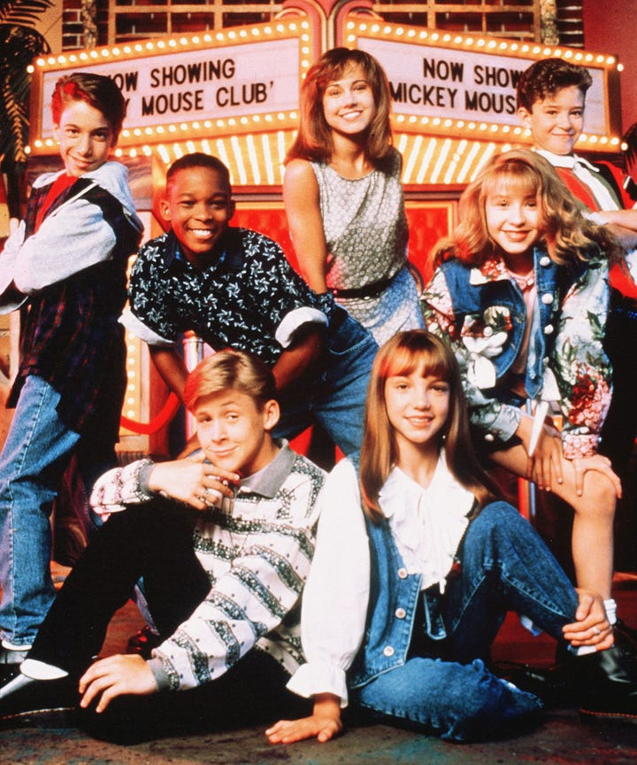 Disney Is Bringing Back The Mickey Mouse Club