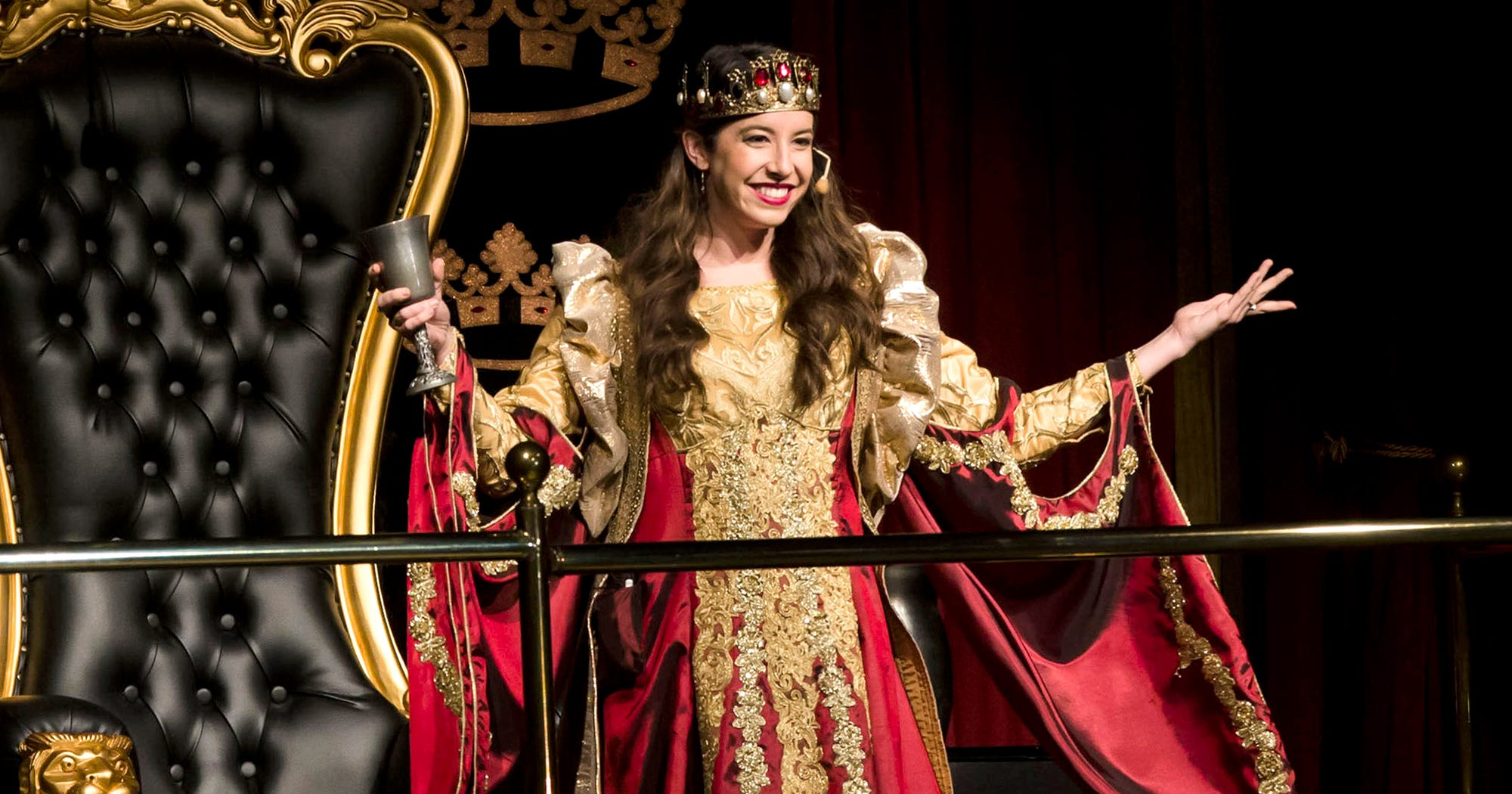 Medieval Times Catches Up With Gender Equity