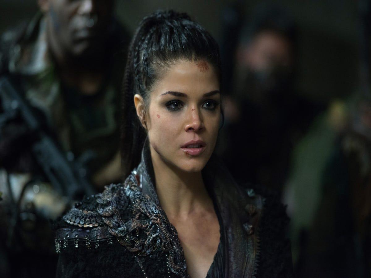The 100 Season 4, Episode 12 Recap:  The Chosen
