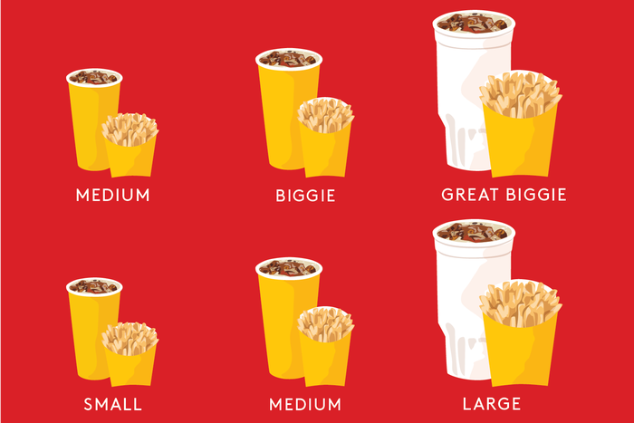 Fast Food Nutrition Facts Industry Since Super Size Me - Fast food ads vs reality the truth unveiled by these photos