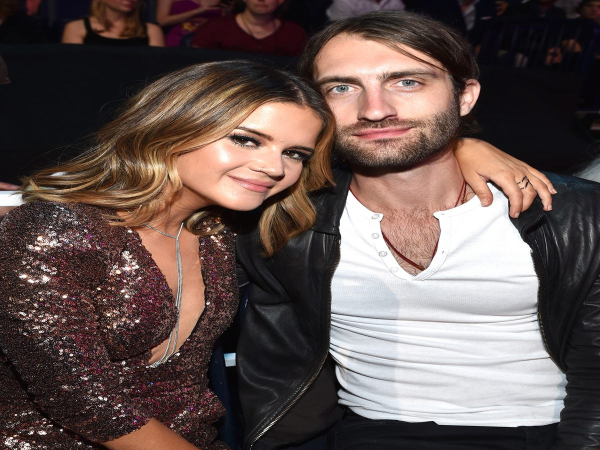 Country Singer Maren Morris Is Engaged & You've Gotta See Her Ring