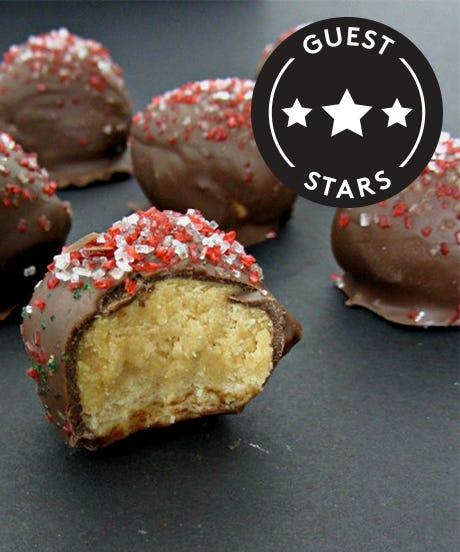 No-Cook, No-Bake, Delicious Peanut Butter Truffles