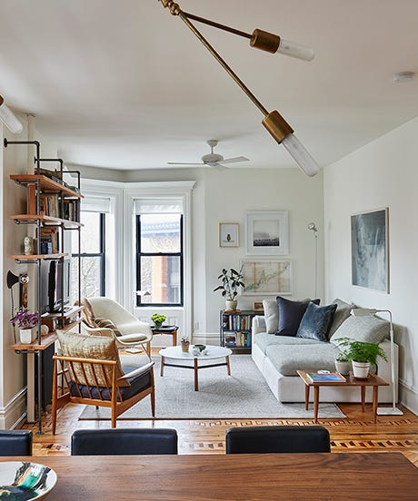 Cheap Small Space Home Renovation - Design Brooklyn