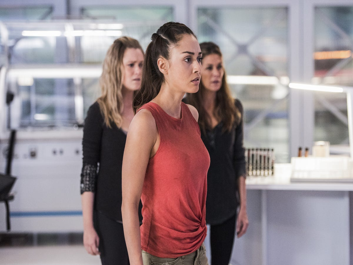 The 100 Season 4, Episode 8 Recap:  God Complex