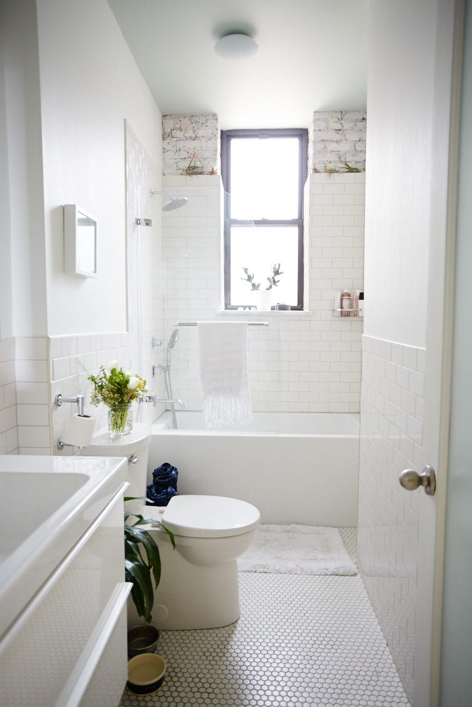 brooklyn minimalist apartment tour