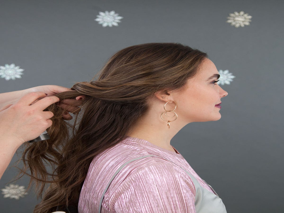 Kristin Ess  Top 3 Hairstyles To Wear To Every Holiday Party