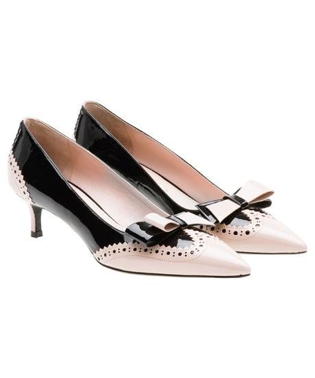 Kitten Heels - Chic Comfortable Styles Fall 2013