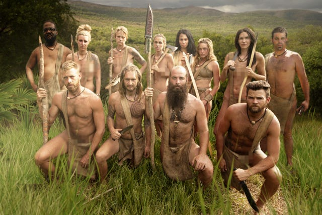Naked and afraid do they have sex