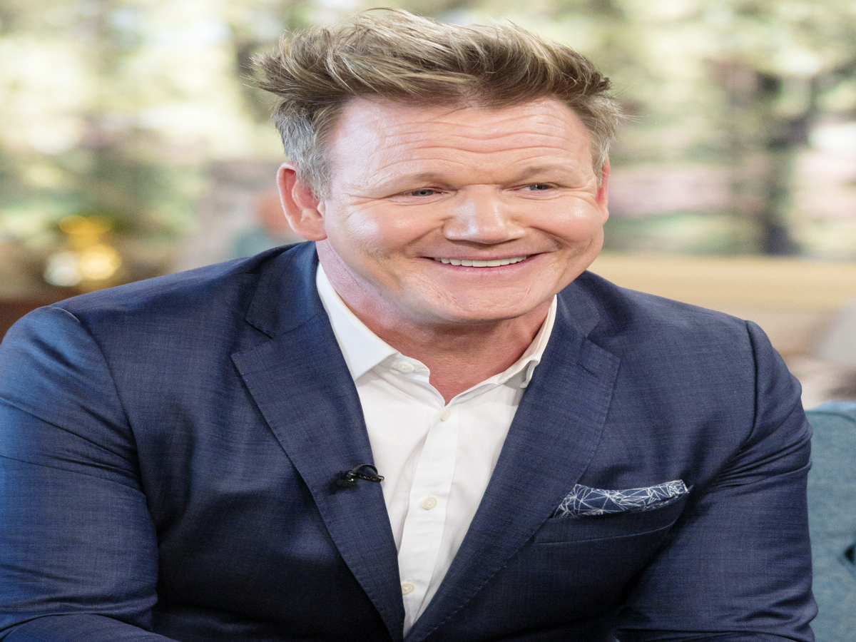 This Is Gordon Ramsay's #1 Summer Cooking Trick