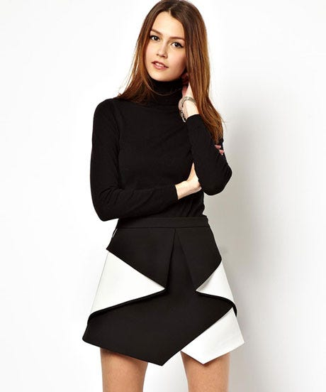 ASOS-structured-black-and-white