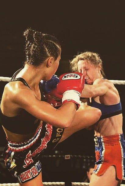 Sara Sampaio boxing hobby - YouTube