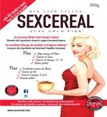 sex cereal opener