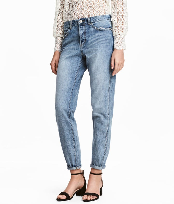 How To Shop For Boyfriend Jeans