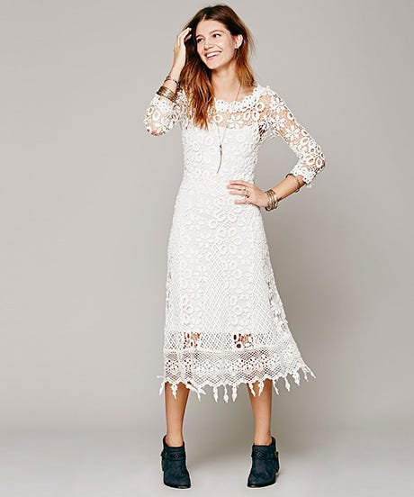 Alternative wedding dresses unique bridal style you might always be ready to gush accordingly when you accompany best friends and sisters alike to vera wang or kleinfeld ok the latter is a bit stressful junglespirit Images