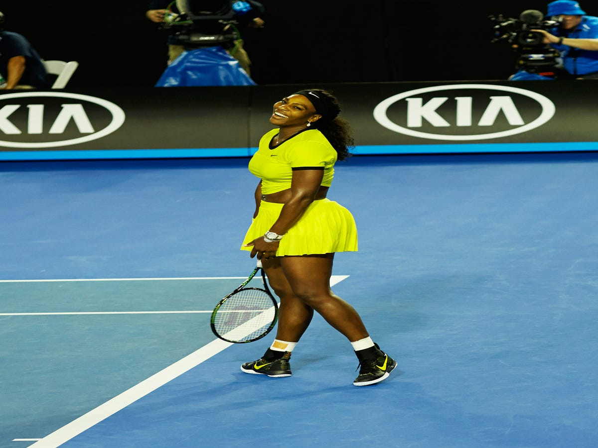 How The Serena Williams Documentary Inspired Me To Love My Body