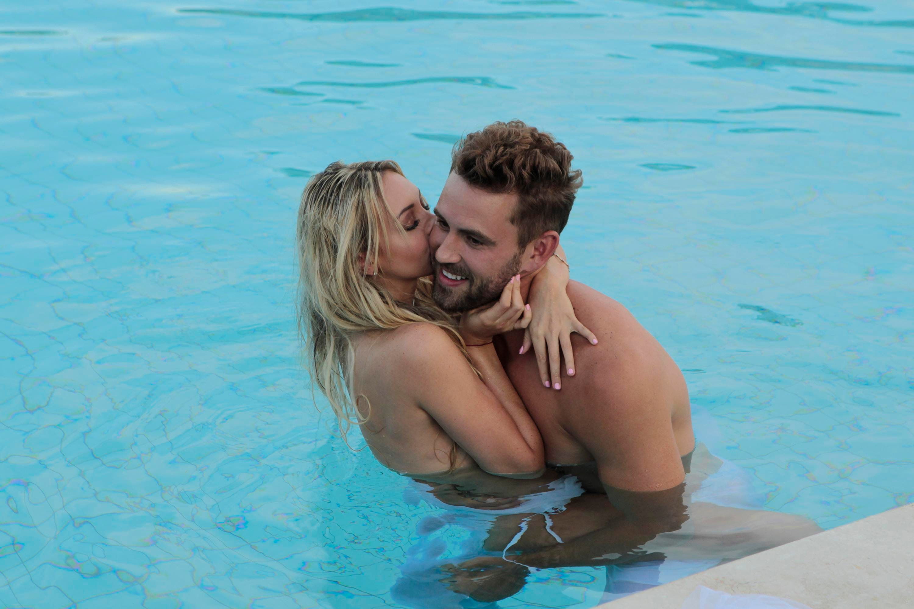 the bachelor nick viall misses corinne olympios nick viall pens emotional essay to this day i miss corinne