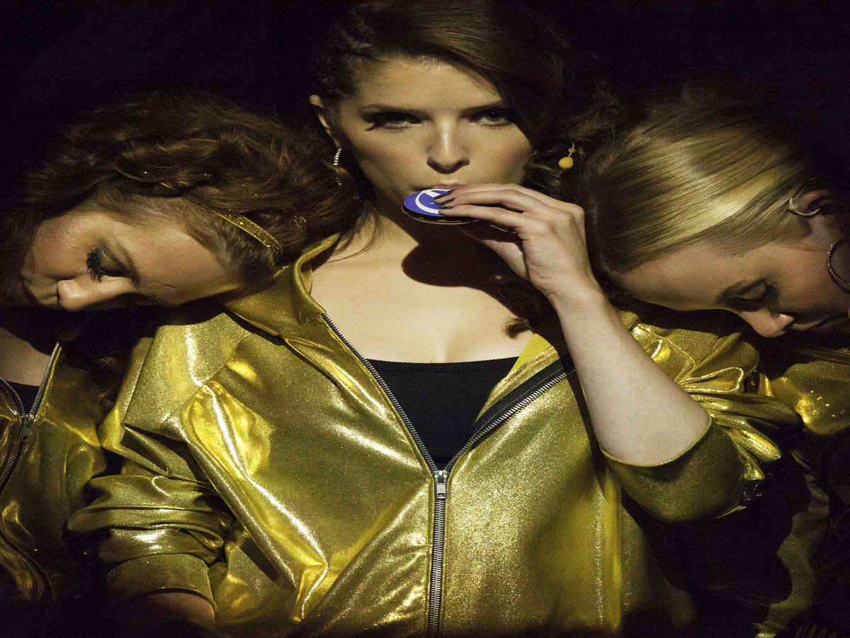 Anna Kendrick Says The Cast Would Do Pitch Perfect Forever, If They Could