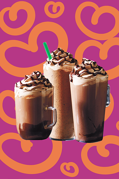 Starbucks Is Bringing Back 3 Decadent Drinks For Valentineu0027s Day