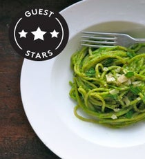dinner mint pesto GuestStars
