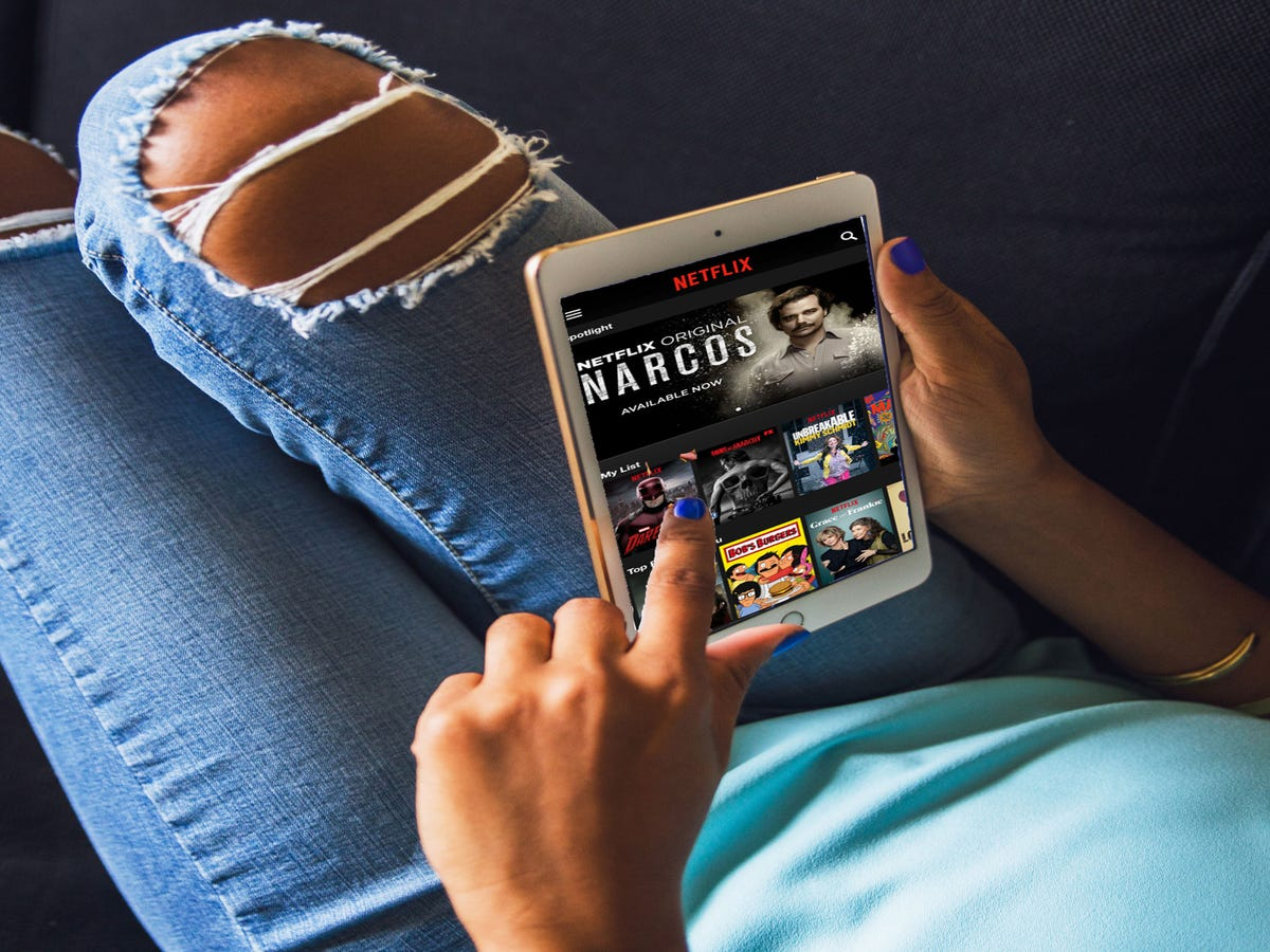 Here's How Netflix Could Let You Watch Shows Offline