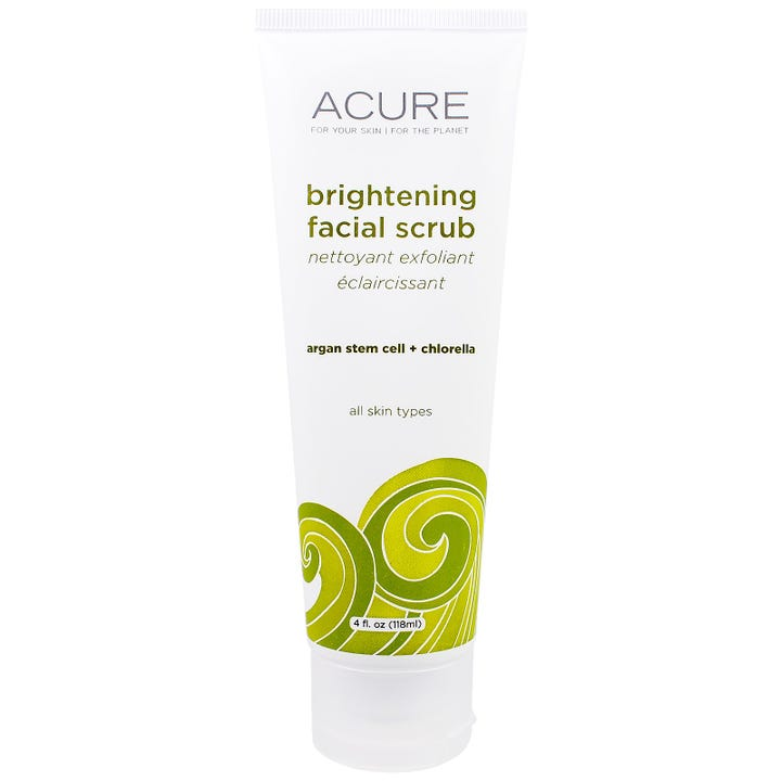 When should you exfoliate your skin gentle scrub ccuart Images