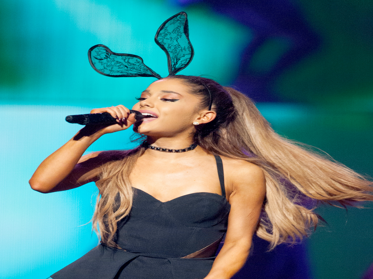 Should Ariana Grande's Bunny Ears Be Used As A Symbol To Show Solidarity With Manchester?