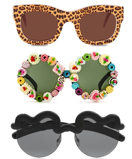 LE-SPECS-+-CRAIG-&-KARL-Hi-Brow-round-frame-acetate-sunglasses-$90-main