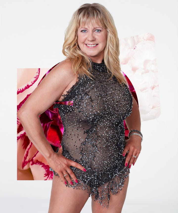 Tonya Harding in Dancing with the Stars