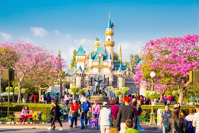 Why The Best Vacation of My Life Was At Disneyland