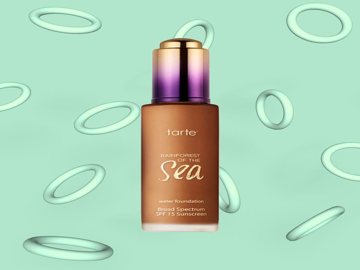 This Lightweight Foundation Is Selling Out