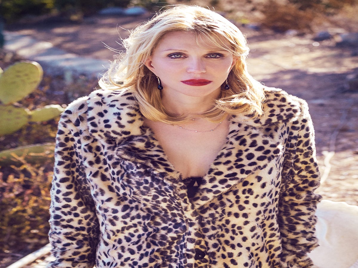 Courtney Love On Fashion, Female Rage & Gossiping With Hillary Clinton