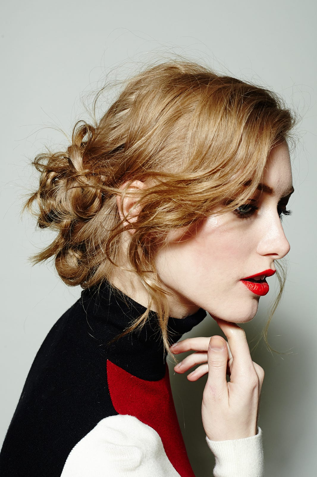 Fine Curling Iron Hairstyles Curly Hairstyle Guide Hairstyles For Women Draintrainus