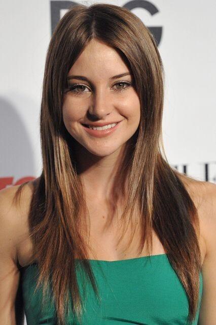Shailene Woodley Haircut
