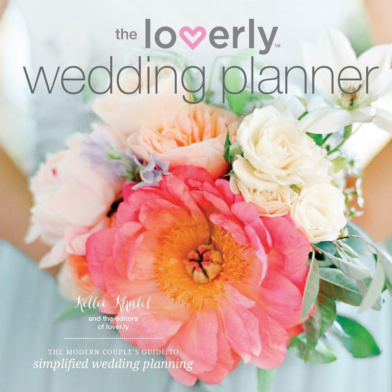 Wedding planner book best planning books for brides junglespirit Gallery