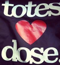 dose thumb