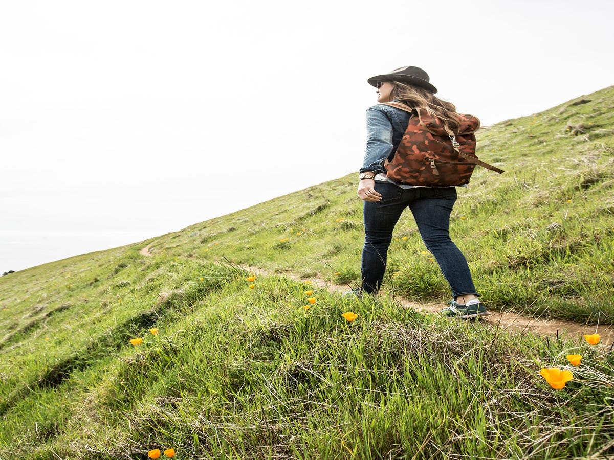 The  Unlikely Hiker  Will Make You Want To Hit The Trails
