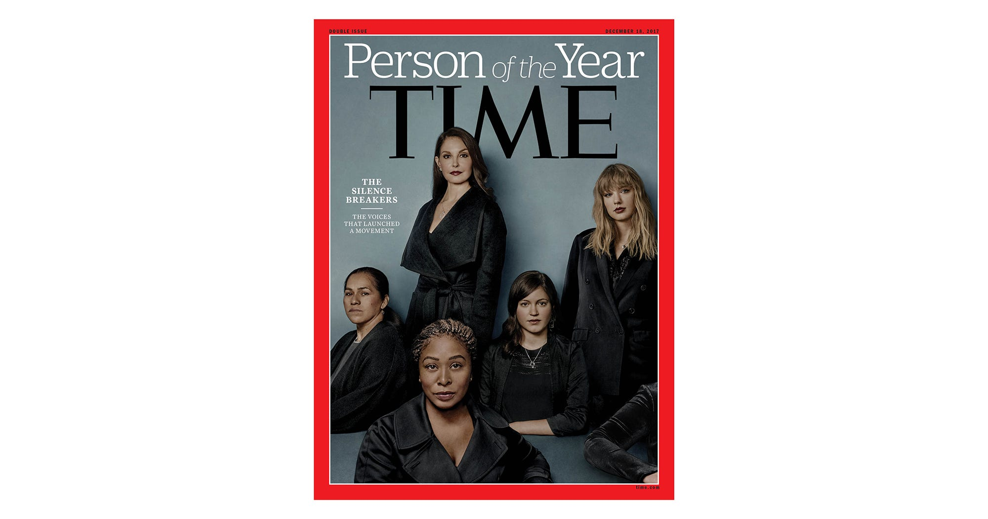 Time's Person Of The Year Pick Was Inclusive In More Than One Way