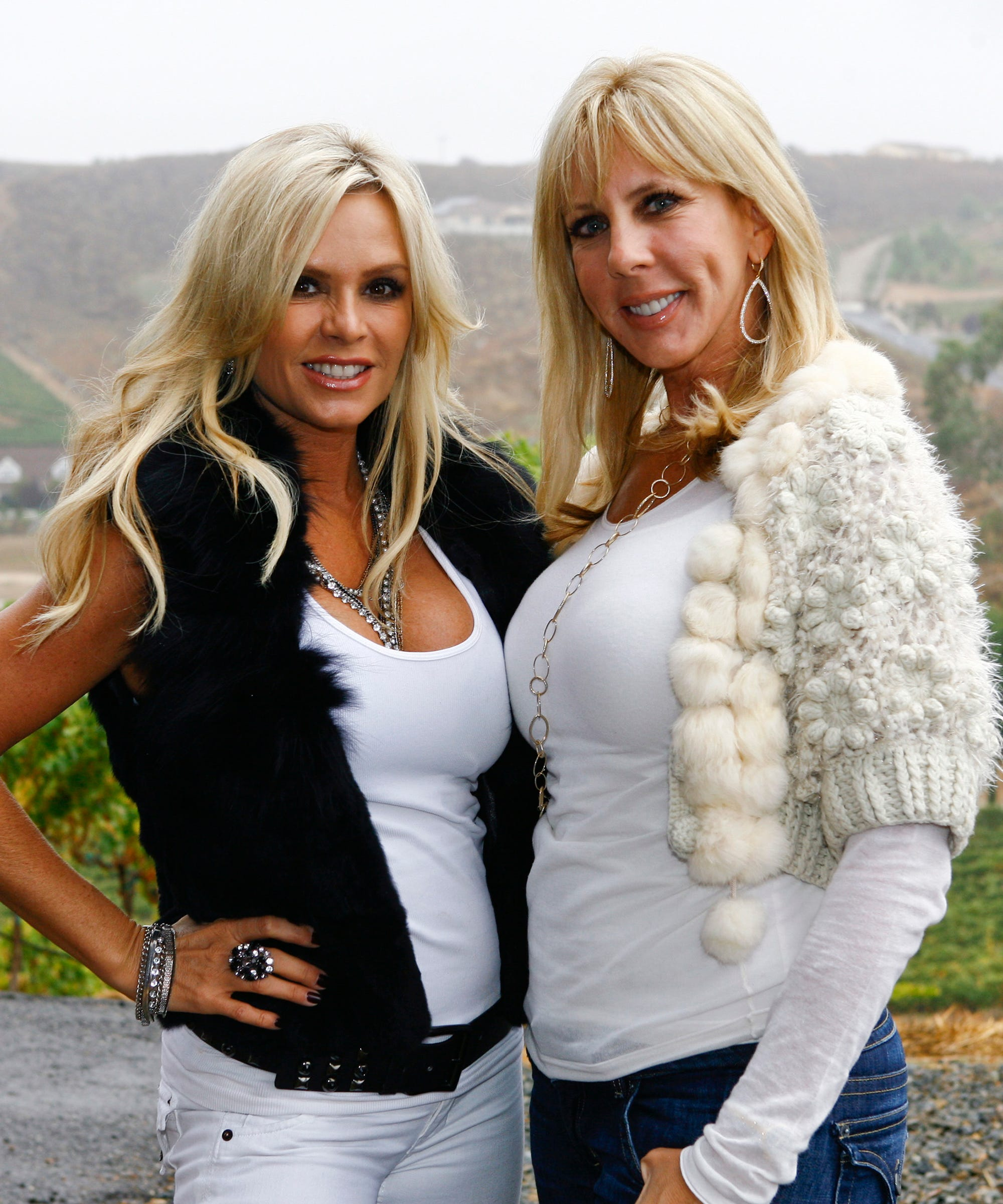 Tamra Judge & Vicki Gunvalson After ATV Crash: I've Never Been 'So Scared In My Life'