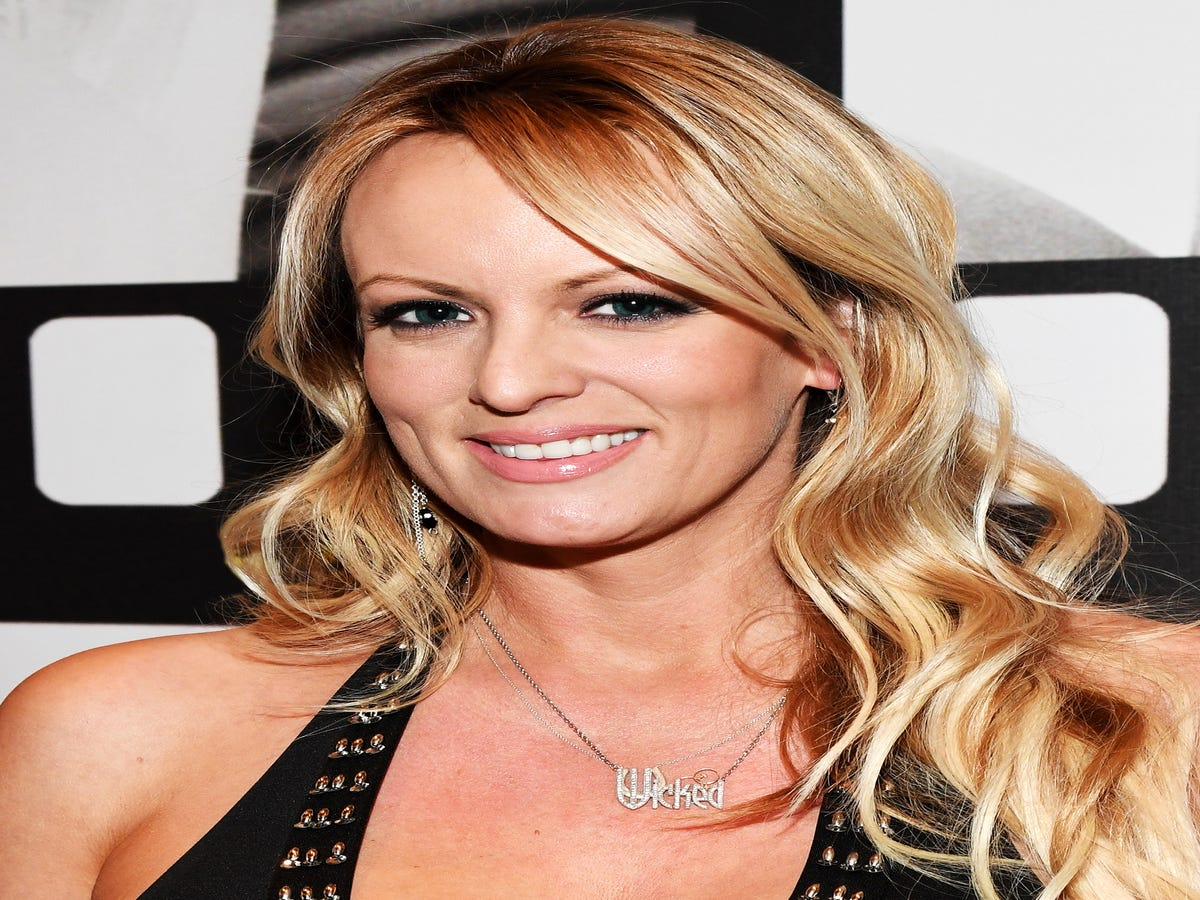 Here s What Stormy Daniels Said In 2011 About Her Alleged Affair With Donald Trump