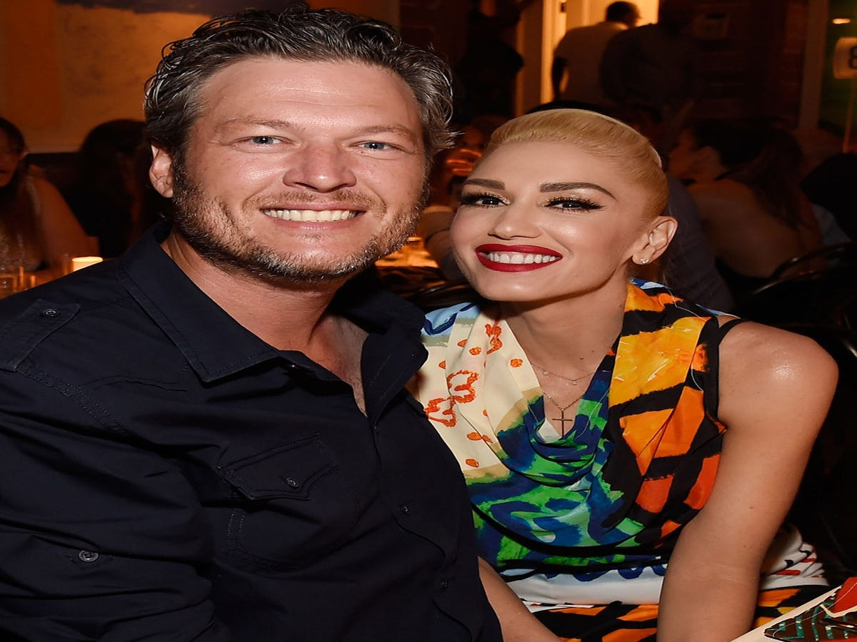 Gwen Stefani's Sons Paid Homage To Blake Shelton In The Cutest Way