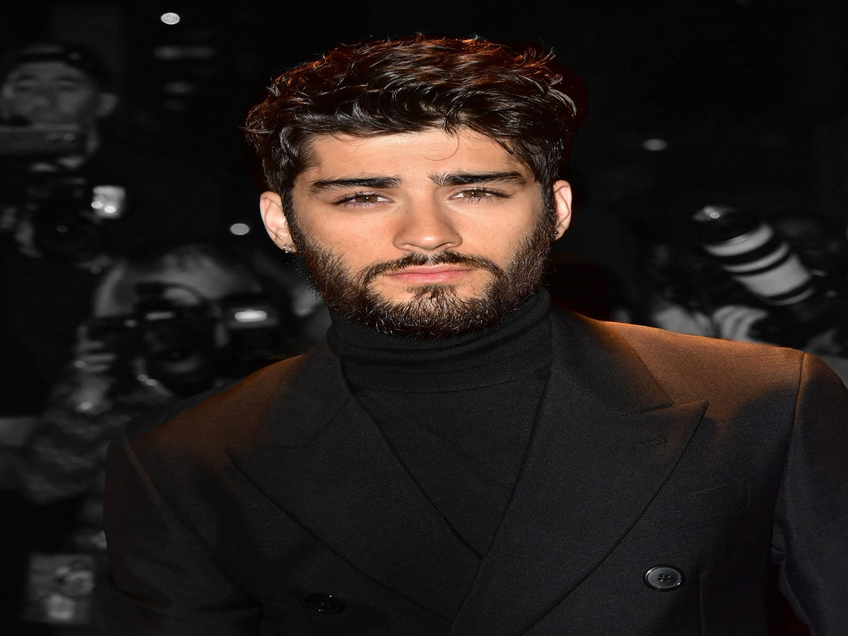 Zayn Malik Opens Up About Struggling With An Eating Disorder