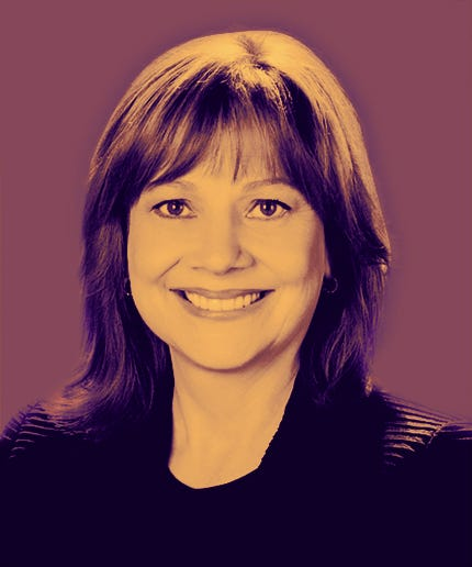 Interview with :   Mary T. Barra, Chief Executive Officer of General Motors