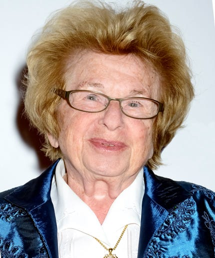Dr. Ruth Just Said Something Unacceptable About Rape
